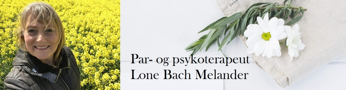 psykoterapeut parterapeut Lone Melander